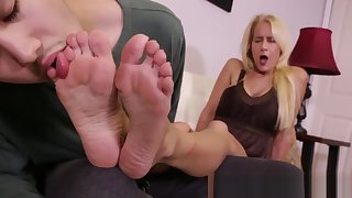 INSURANCE Affirmative Share - GODDESS FOOTJOBS - TABATHA JORDAN