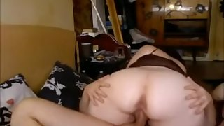 Real overprotect I´d like to fuck is copulated by his son homemade sexual intercourse