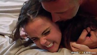 Sloppy Dillion Harper plumbs her cunning mates parent - FUX